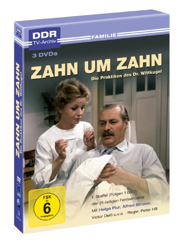 Staffel 1 (DDR TV-Archiv) (3 DVDs)
