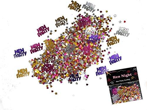 Alandra Party Hen Confetti, 14 g