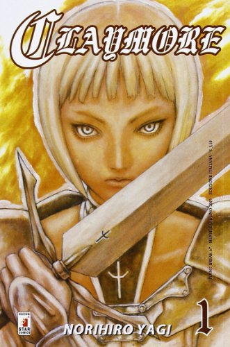 Claymore: 1 (Point break)