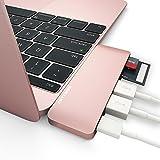 DITONG 5 in 1 USB C Hub Type-C USB 3.0 Pro Multi-Port
