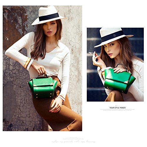 Borsa Yoome Retro Flap Bag Wings Elegante Per Dating Borse Tiny Per Adolescenti Nuovi Borse Chic Per Le Donne - Grigio Grigio