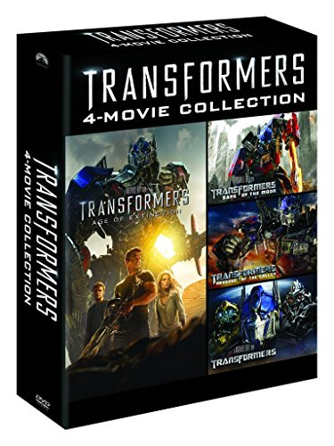 Transformers Quadrilogy (Cofanetto 4 DVD)