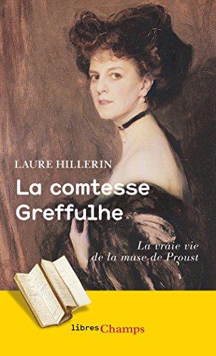 La comtesse Greffulhe par Laure Hillerin