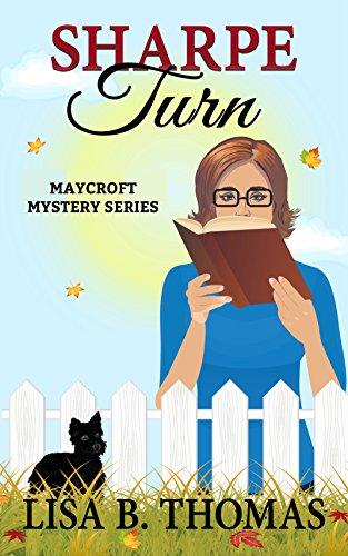 Sharpe Turn (Maycroft Mystery Series Book 4) (English Edition)
