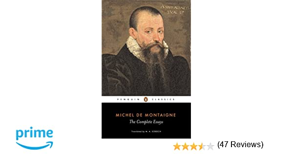 montaigne essay of cannibal