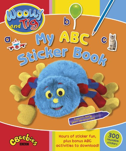 Woolly and Tig: My ABC Sticker (Abc Sticker Book)