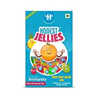 Honest Fruit Pulp Jellies for Stronger Immunity