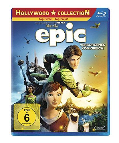 Epic - Verborgenes Königreich [Blu-ray]