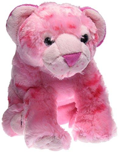Wild Republic - Cuddlekins Vibes, peluche tigre, 30 cm, color rosa (12
