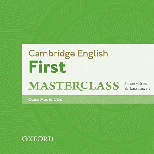 Cambridge English: First Masterclass: First 2015 Masterclass. Class Audio CD