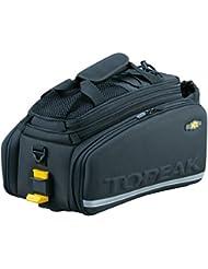 Topeak Gepäckträgertasche MTX Trunk Bag DXP, Black, 36 x 25 x 29 cm, 22.6 Liter, TT9635B