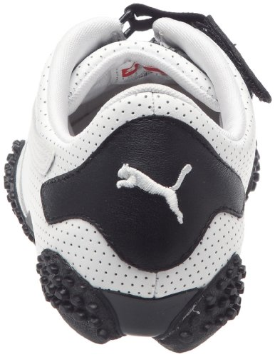 Puma Monster Perf Cuir, Sneaker Homme Blanc (blanc (01white / Noir))