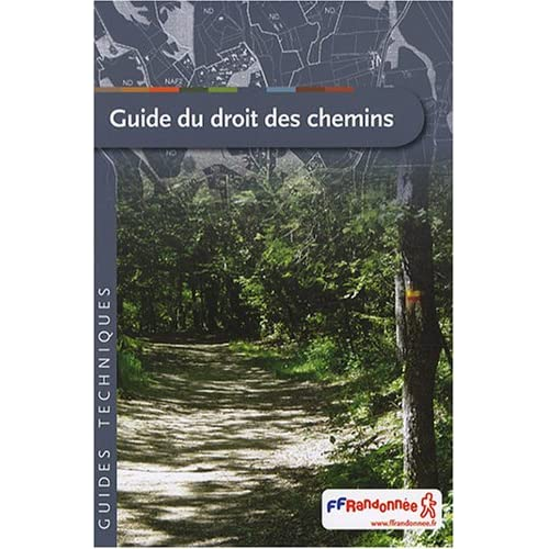 Guide du Droit des chemins (CD inclus)