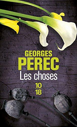 Les choses par Georges PEREC