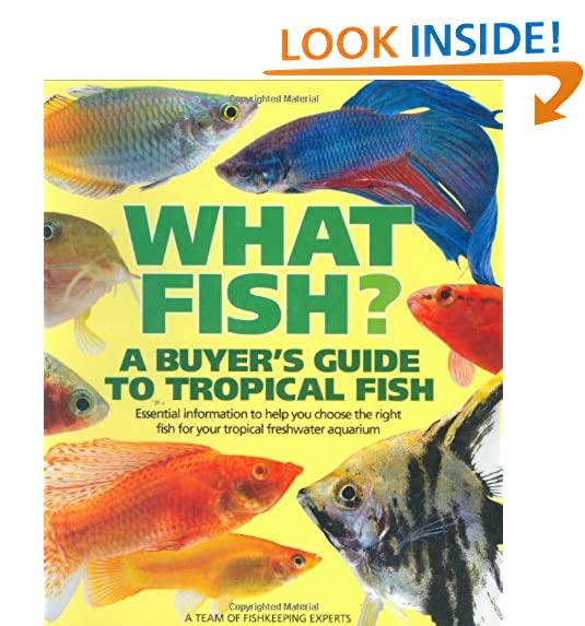 Tropical fish books for Amazon fish tanks for sale