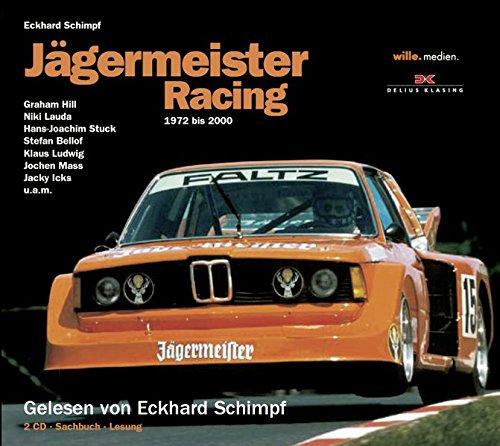Jägermeister Racing 1972 bis 2000: 1972 bis 2000