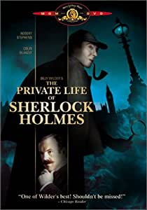 Private Life of Sherlock Holmes [DVD] [1970] [Region 1] [US Import] [NTSC]