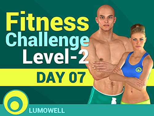 Fitness Challenge Level-2 - Day 07