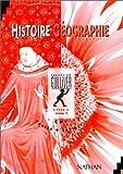 Image de Gulliver histoire, géographie, CM1. Cahier d'activités, élève