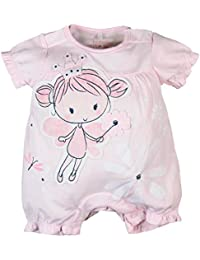 boboli Knit Play Suit For Baby Girl, Body para Bebés