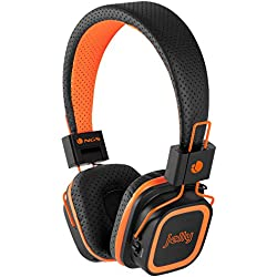 [Cable]NGS Artica Jelly - Auriculares micro Bluetooth, color naranja