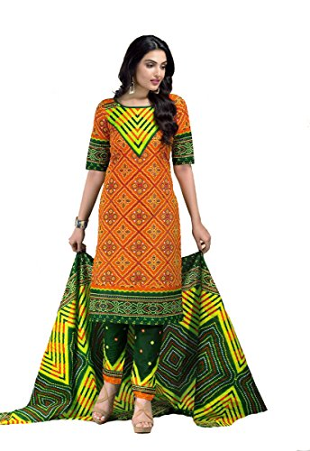 Shree Ganesh Retail Womens Printed Churidar Material | Salwar Suit | Salwar...