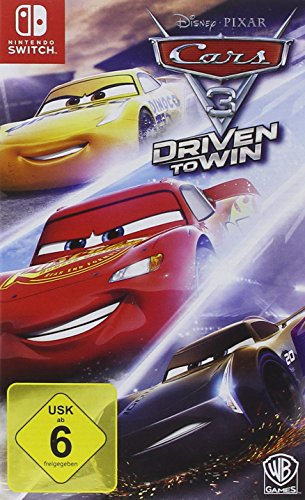 Cars 3: Driven To Win - 51AK73FgHgL - Cars 3: Driven To Win