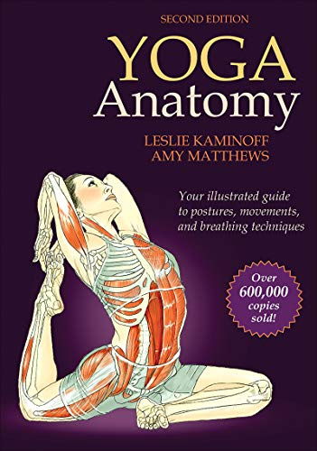 Yoga Anatomy (English Edition)