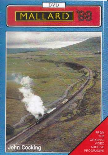Mallard '88 Dvd, Sir Nigel Gresley's A4 Pacific No.4468 for sale  Delivered anywhere in UK