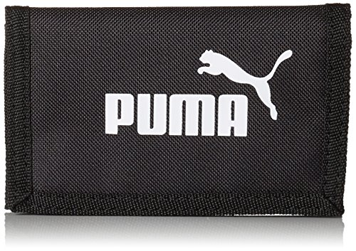 PUMA Phase Wallet Geldbeutel, Black, OSFA