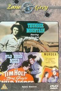 Thunder Mountain Wild Horse Mesa 1947 Dvd Amazon Co