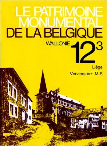 Verviers arrondissement, tome12, volume 3