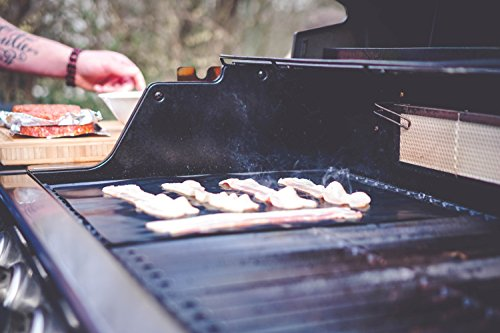 Grillmatz Grillmatte Backmatte Im 3er Set Premium Grillmatten Fr Gasgrill Holzkohle Grill Elektrogrill Und Backofen Teflon Antihaft Beschichtung