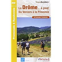 Drome a pied du Vercors a la Provence 2014: FFR.D026