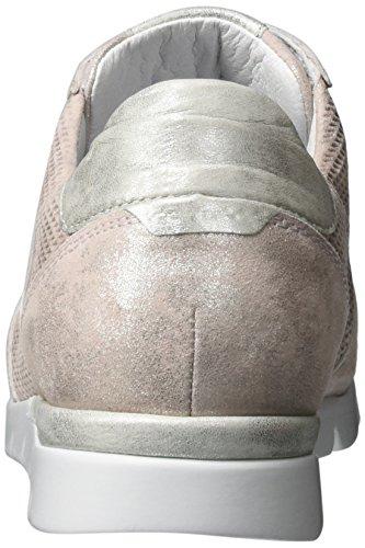 Semler N8115-783, Scarpe da Ginnastica Basse Donna Beige (rose-panna)