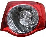 HELLA 2SD 983 150-041 Heckleuchte, rechts, 12V, LED, mit Lampenträger