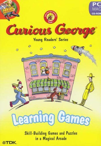 Image of Curious George Learning Games