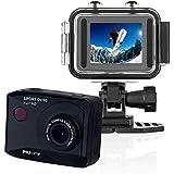 PNJ CAM Caméra action SPORT DV 50 avec accessoires