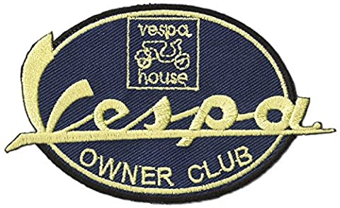 Patche écusson thermocollant Vespa Owner Club