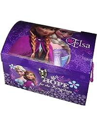 Disney Congelados Conjunto de tres Cofres De Juguete