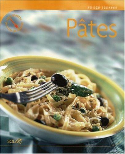 Horizons gourmands : Les pâtes par Zabert Sandmann