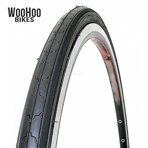 Kenda Street K152 Road Tire 700 x 25c Black/Mocha Steel by Kenda -