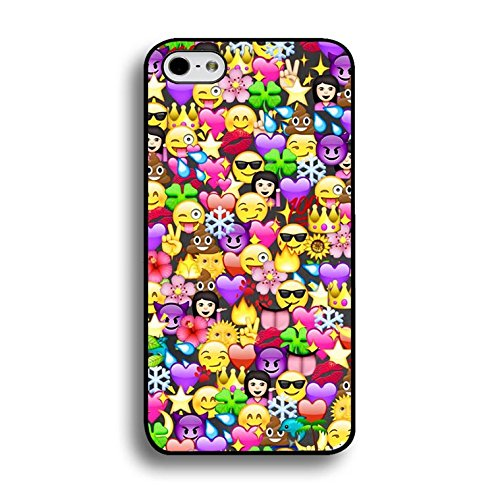 Emoji Iphone 6 Plus/6s Plus 5.5 Inch Case Hart Eyes Love Emoji Phone Case Cover for Iphone 6 Plus/6s Plus 5.5 Inch Emoticons Charming Color185d