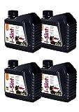 eni Motoröl i-Sint tech 0W-30 4x1Liter - Ersatzprodukt für Agip 7007 - VW 503 00 + 506 00 + 506 01