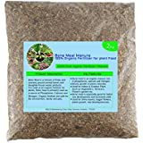 Evana Organic Fertilizer Bone Meal Powder for Plants (2 Kg)