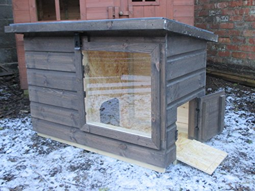 Northumberland Joinery Tortoise House 100x50x70 2