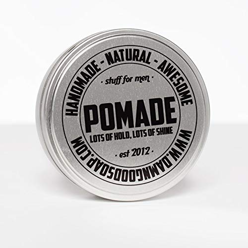 Pomade - Damn Good Soap Company.