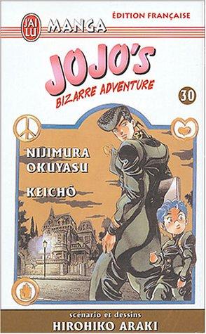Jojo's Bizarre Adventure, Tome 30 : Nijimura Okuyasu/Keichô par Hirohiko Araki