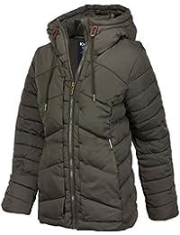 20ceb506fd48c3 Suchergebnis auf Amazon.de für: Damen Jacke, oliv: Bekleidung
