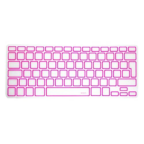 MiNGFi Tastatur Schutzhülle/Decke für MacBook Pro 13